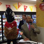 RT @laureninthehall: Mayor @Michael_Nutter reads a proclamation officially making it @Wawa #wawaday. http://t.co/Vn607HfYGl