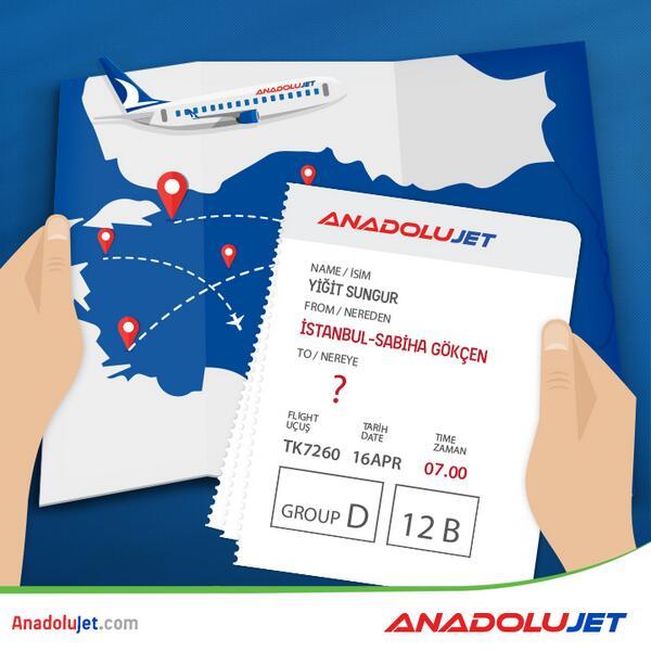 #SabihaGokcendenAnadoluya saat 07.00'de kalkan uçağımız Kocaeli ve Ankara üzerinden geçti. Uçağımız hangi şehre indi? http://t.co/6bsSHixgHx