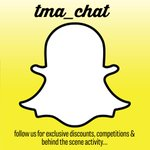 RT @NewsTMA: SNAPCHATTERS.. Follow us, tma_chat, for exclusive news, offers, competitions and more… @snapchat #snapchat http://t.co/tVwuDvmwa7