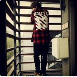 """@Planet_EXO: 140416 KRIS IG update: ""Chillin in my galaxy world. Waiting for you. #offwhite #supreme #foamposite"" http://t.co/JeBhNwrmKV"""