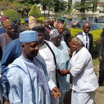 APC Governors at a sokoto hospital visiting d victims of Nyanya bomb blast http://t.co/nrjC2bSuFB