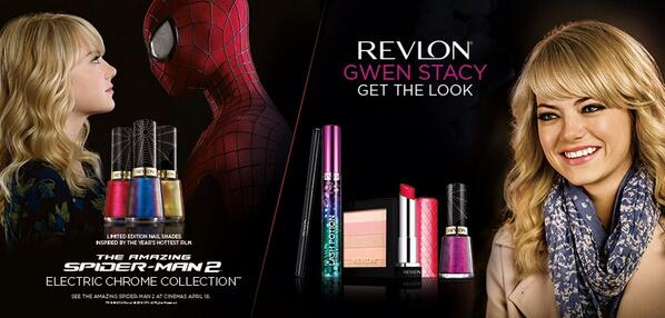 Get Gwen Stacy's nightime look in The Amazing #SpiderMan 2, at cinema now! Buy the look: http://t.co/ESBHGKUSs5 http://t.co/NeZVNnv7G6