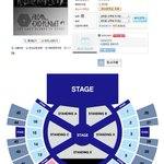 RT @Planet_EXO: 140416 EXO solo con The Lost Planet in Seoul ticketing details and seating plan. http://t.co/z5ELNMCWci