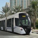 #DubaiTram starts second phase of testing, runs trials between #MarinaTowers, #MinaSeyahi, #MediaCity @RTA_Dubai http://t.co/E4S7zjTplN