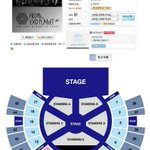 RT @LuhanWorld: The Lost Planet in Seoul seating plan: http://t.co/6hD8VI05UL