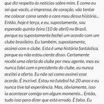 Resposta do Anelka >>> http://t.co/tOBE5TH4a1