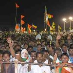 RT @narendramodi: Rallies in Madhya Pradesh & Tamil Nadu…the peoples verdict is clear http://t.co/DWANr5bgcR