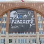 RT @insideaacenter: What a beautiful sight! Whos ready for some @DallasStars and @dallasmavs Playoffs? http://t.co/1F9yPV46BZ
