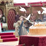 """@GameOfThrones: ""Look! The pie!"" #purplewedding #thelionandtherose http://t.co/GNk5fQFCOt"" :)"