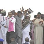 RT @Gidi_Gossip: President GEJ dancing at campaign rally in Kano while nation mourns #AbujaBombBlast victims. @realseunkuti @trueNija http://t.co/1IhBOQT0uO