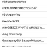 """@ddlovato: Ummm... 1. Why the hell did this trend worldwide?!! Hahaha and 2. Yall are hilarious http://t.co/GQuvm1nTom"""