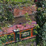 RT @ShitChester: an appropriately named canal barge #JFT96 http://t.co/IDLJngXb92