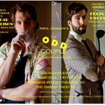 The Odd Couple-opens 7pm June 5th McManus Studio-Grand Theatre! http://t.co/n8YuPkXT0P #LdnFringe #LdnOnt http://t.co/xPkKug3zQA