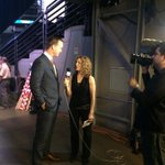 RT @psmyth12: Peyton Manning visits w/ @SusieWargin of @9NEWSSports prior to speaking at breakfast benefiting Denver Boy Scouts. http://t.co/YRiWsWwqed