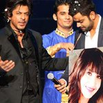 RT @CricketNDTV: When cricket met Bollywood in Abu Dhabi, it was sheer magic & a whole lot of fun! More: http://t.co/zWacMGHB6h #IPL7 http://t.co/15XeiEK3Pk