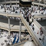 New look for the Kaaba.. http://t.co/zSfXQPXCmJ