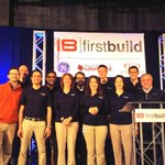 RT @firstbuild: Our @firstbuild team on a very exciting day! We announced our #microfactory will be located on #UofLs campus http://t.co/siaEZc8G6L