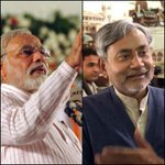 You are frightened ;) RT @dna: Muslim community frightened hearing Modis name: Nitish Kumar http://t.co/3nBdYSUdkf http://t.co/Be7xiw0jmu