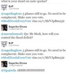 BREAKING: Sagarika Ghose once again asks 10 questions to Narendra Modi... with unexpected results... http://t.co/5jlfG1AWgY