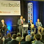 GE announces firstbuild partnering with UofL Speed School to improve manufacturing. #LifeTakesEngineering http://t.co/UsscjDEp59