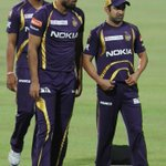Kolkata have won the toss and elected to bat. Watch: http://t.co/Uy1ENQXvV6 @IPL @KKRiders @mipaltan #IPL2014 #IPL7 http://t.co/9P6fy1Syrq