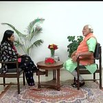 Narendra Modis interview with ANIs Editor Smita Prakash http://t.co/iwXbuBPTHL