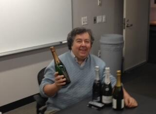 """@danfagin on winning the Pulitzer: """"What do I have to do to start class on time, win a Nobel?"""" http://t.co/SYQjBzd8t6"""