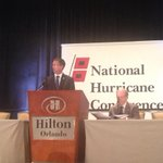 Natl Hurricane center director Rick Knabb addresses opening session of Natl Hurricane Conference. #PBPNEWS http://t.co/Z4FGEy7m1e