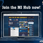 RT @mipaltan: Paltan, now you can enjoy the match at the #MI Hub: http://t.co/zrpYnVipb0 Join It now! #DilSeMI #MI http://t.co/efErMEmAKt