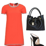 Pimurat coral dress & Carbotti luxury hobo #handbag £189 Visit http://t.co/7dcoQXl0H0 … #bizitalk #kprs http://t.co/ddUeLyQHAq