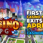 CasinoRPG has gone v1.0 after a year of beta! Spread the good news: http://t.co/TvY9AvX07s http://t.co/XWJASoFAJU