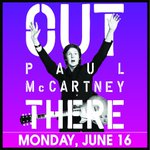 "CONCERT ALERT: Paul McCartney is bringing his ""Out There"" Tour on June 16! Tickets go on sale April 25 at 10am! http://t.co/Hp1wrZKDDJ"