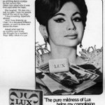 1960s :: Bollywood actress Helen in Lux Advertisement http://t.co/Qt7aIZCIJy
