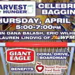 RT @21WFMJ: Join @EricWFMJ, @DanaBalash21 & @laurenlindvig at the Doral Drive @GiantEagle tomorrow from 5-7 p.m. http://t.co/2BifHladrF