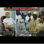 him and that oba shld just die tomorrow @Omority: GEJ is a joke! http://t.co/9xsz5Lx3Vj