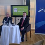 RT @Viktorija2048: Discussion with EPP EC president cadidate Jean-Claude Juncker and Latvian MP Valdis Dombrovskis #withJuncker #Unity http://t.co/6Su8DBhMyZ