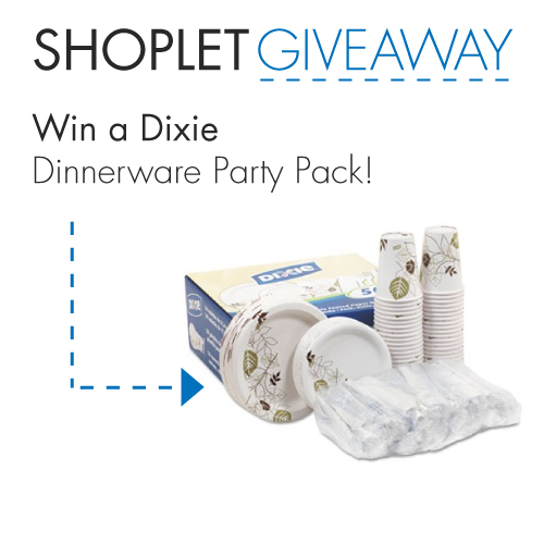#WIN a Dixie Dinnerware Party Pack! RT, Follow & let us know what your favorite BBQ food is: http://t.co/XPpisjwOh0 http://t.co/ELf2HNsYe0