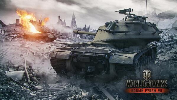 Обои для рабочего стола высокого качества танки