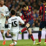 RT @FCBarcelona: FC Barcelona v Real Madrid: The classic final http://t.co/aLxrlgTHpD #copaFinalFCB http://t.co/egSYXFTicB