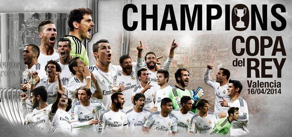 Campeones! Campeones! Campeones! Ole! Ole! Ole! Campeones! Campeones! Campeones! Ole! Ole! Ole! #HALAMADRID http://t.co/yPgjCAzSv2