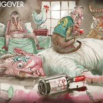 RT @StanSteam2: The hangover... David Rowe cartoon #ICAC #ofarrell #OBeid Nick Di Girolamo http://t.co/zIYpdZJCXV