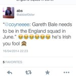 RT @KieranWelly: Why do people like this live?? #Bale http://t.co/5hzGD9U6GV