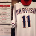 Big matchup with Hernandez vs. Darvish tonight at 7:05pm. Watch on FSSW Plus! #LetsGoRangers http://t.co/hYWw5HaxEu