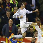 RT @Squawka: Take a bow, Mr Bale. Here he is celebrating his stunning match-winner to win the Copa del Rey for Real Madrid. http://t.co/0PxHxEL6VN