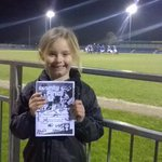 RT @MPants76: A huge thank you to @pompeyfcladies for signing my daughter Millies programme after the game tonight. #MadeHerNight http://t.co/7tQ2mDoUWa