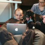 In the Internet no one knows Im a dog. #openreaktor http://t.co/tpGOel0tEA