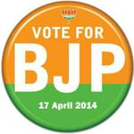 All Karnataka voters, press the button on Lotus Symbol tomorrow and give BJP a big lead. http://t.co/NZxuwUYuh8