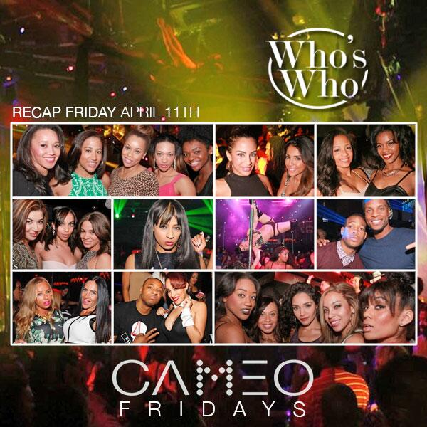It was a crazy night at #CameoFridays! @whoswhopresents @MarlonWayans @shanell_SnL @DJEFEEZY & more at @cameomia http://t.co/ts6VBtanRS