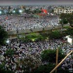 RT @ashishtikoo31: Latur Rally Pictures :1st Picture NaMos 1.5 Lakh + and 2nd Rahul Gandhis 15k Rally. http://t.co/jLf2IZXezY