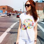 Introducing Pressed Flower Skull, our newest artist designed tee, by @JennaDeRosa http://t.co/ykJXOOU11Q #brooklyn http://t.co/1OvoPwaNym